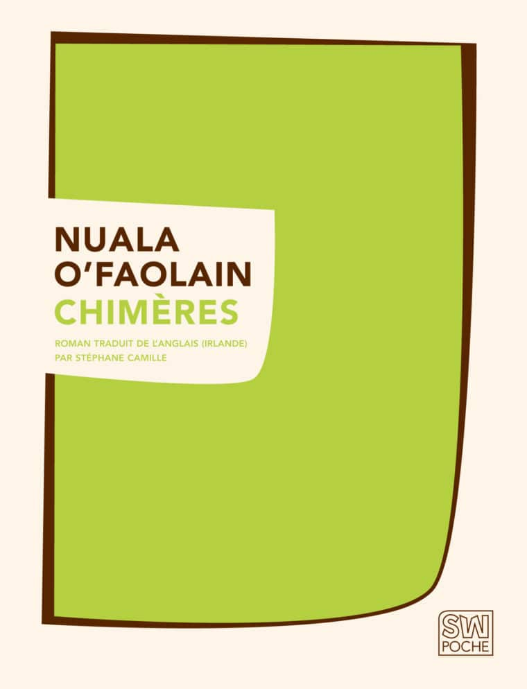 Chimères - Nuala O'Faolain - 2003 - POCHE SW