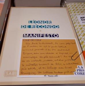Manifesto_LaProcureLille