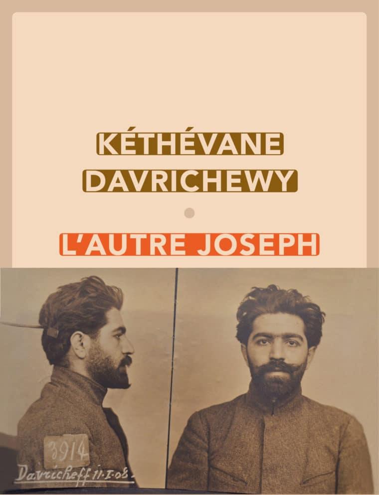 L'Autre Joseph - Kéthévane Davrichewy - 2016
