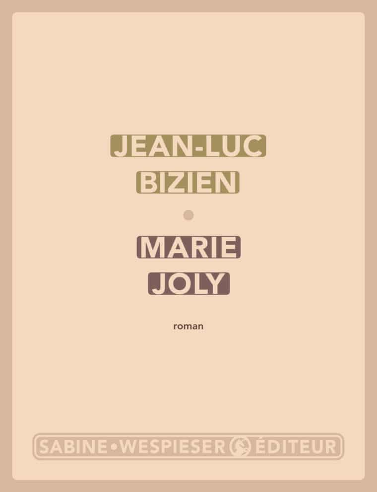 Marie Joly - Jean-Luc Bizien - 2004