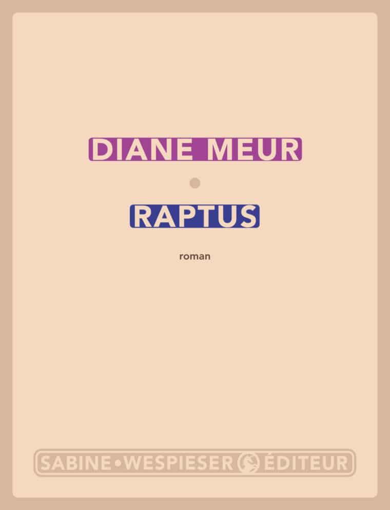 Raptus - Diane Meur - 2004